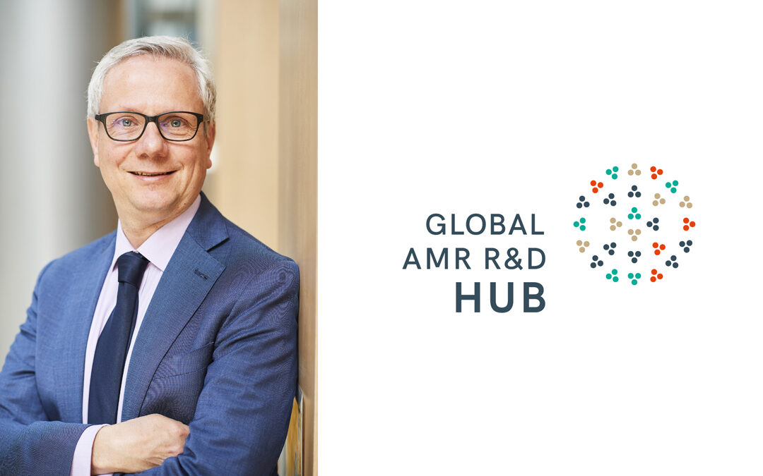 New collaboration between PAR Foundation and the Global AMR R&D Hub
